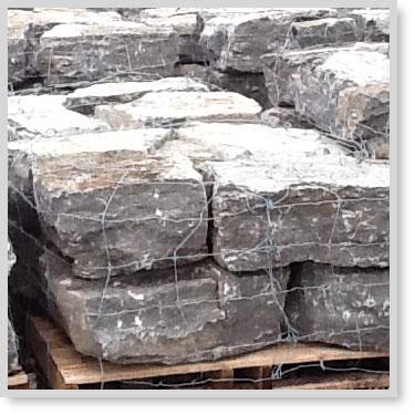 Skidded Armour Stone 171 Stonescape Quarry Amp Fabrication